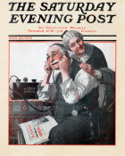 Norman Rockwell - Wonders of Radio