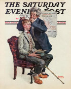 Norman Rockwell - Phrenologist height=