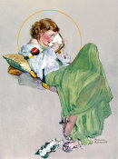 Norman Rockwell - Diary