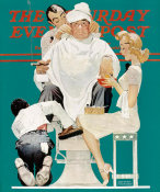 Norman Rockwell - Full Treatment