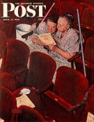 Norman Rockwell - Playbill
