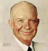 Norman Rockwell - Eisenhower height=