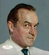 Norman Rockwell - Bob Hope height=