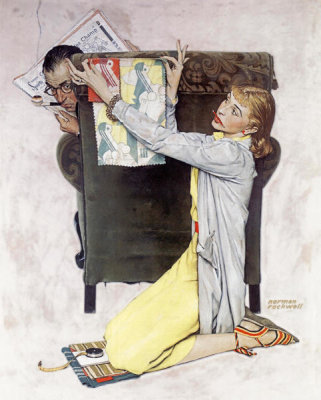 Norman Rockwell - Decorator